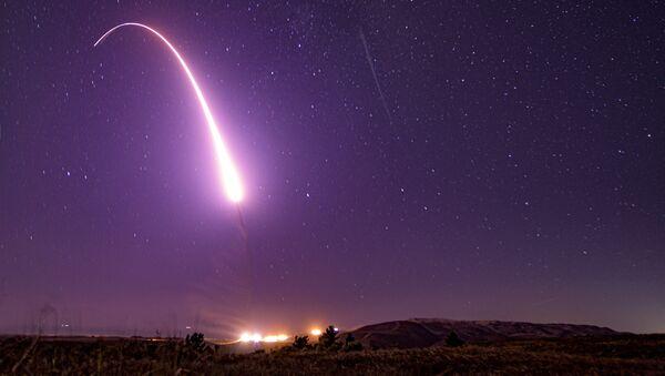米国、大陸間弾道ミサイルの発射実験 - Sputnik 日本