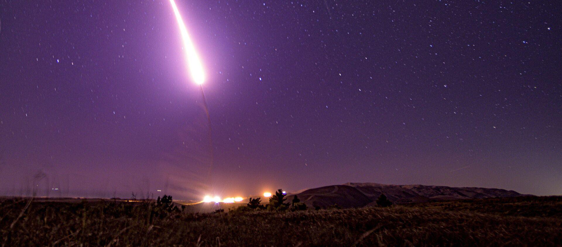 中国 核ミサイル用に100超のサイロを建設 - Sputnik 日本, 1920, 02.07.2021