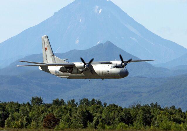 航空機An-26