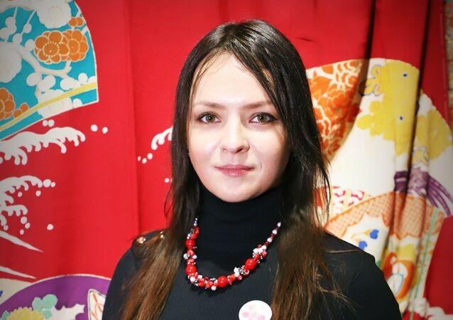 タチアナ・シェフチェンコさん