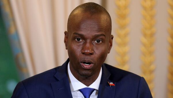 ハイチ大統領 - Sputnik 日本
