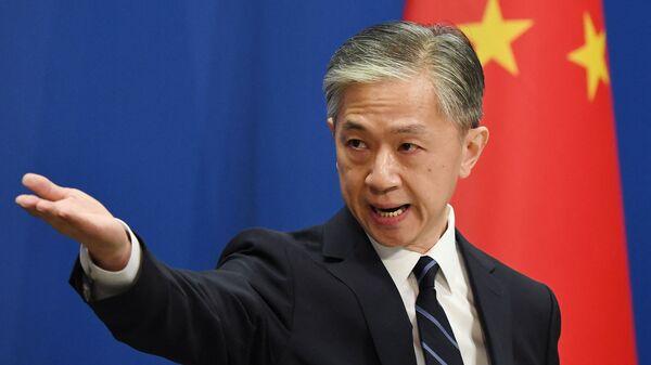 中国外交部 - Sputnik 日本