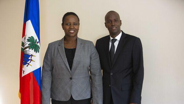 ハイチ大統領夫人が死去 公邸襲撃で致命傷 - Sputnik 日本