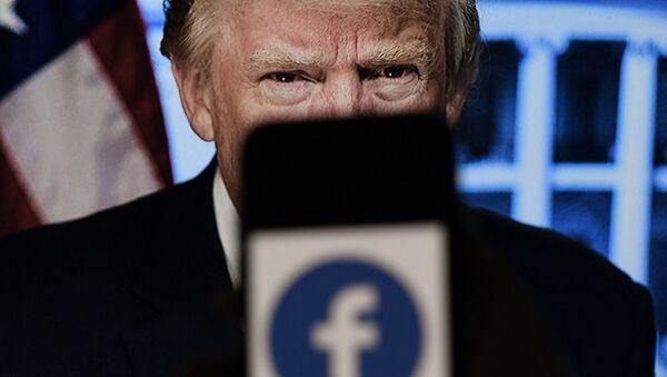 トランプ前米大統領 フェイスブック、ツイッター、グーグルを相手取り訴訟 - Sputnik 日本