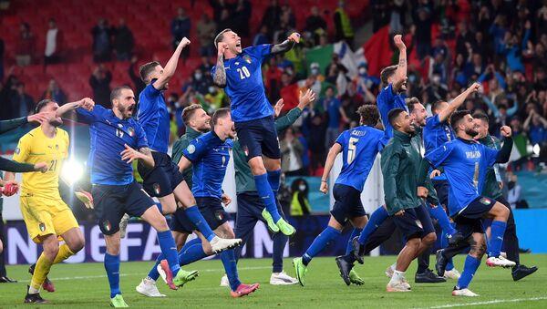 EURO2020、イタリア代表 - Sputnik 日本