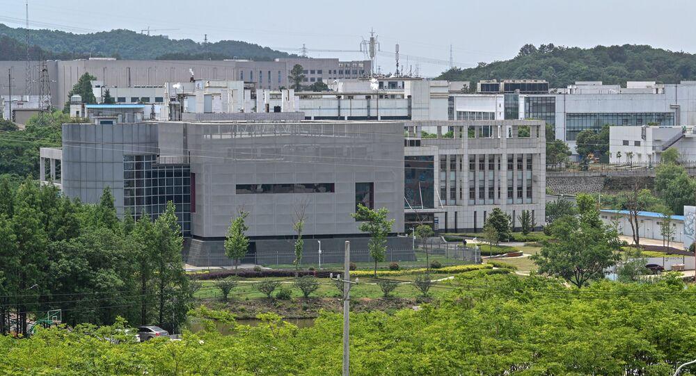 武漢市の研究所