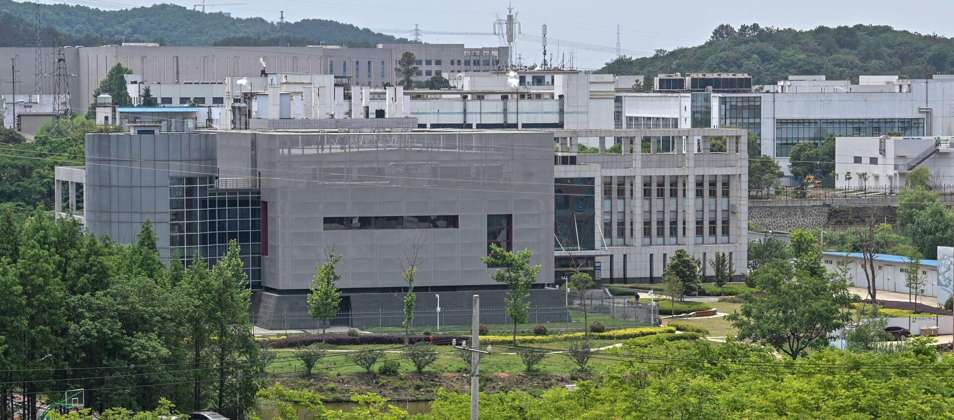武漢市の研究所 - Sputnik 日本, 1920, 10.10.2021