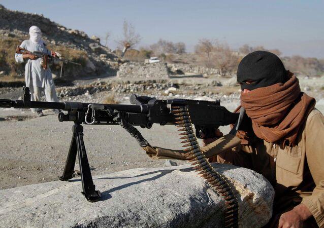 アフガン政府 タリバン諜報機関のトップの殲滅を発表
