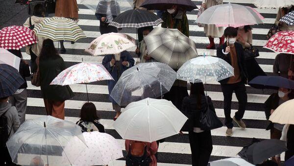 台風16号、伊豆諸島に接近 関東には明日最接近 - Sputnik 日本