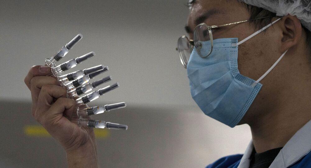 中国、新たな「ウイルスX」の出現を予測