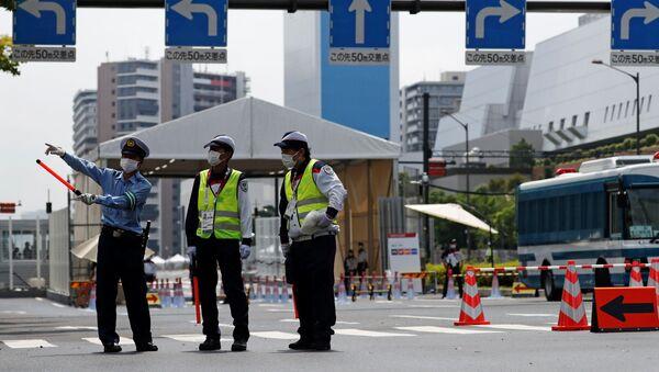東京五輪 台風接近に伴い宮城でのボランティア活動が中止に - Sputnik 日本