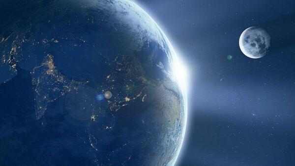 月の軌道 - Sputnik 日本