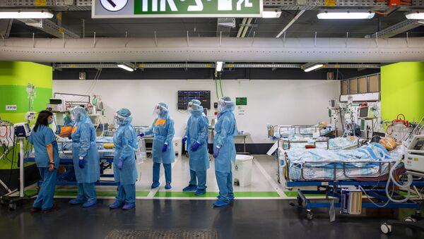 イスラエル 新型コロナウイルス - Sputnik 日本