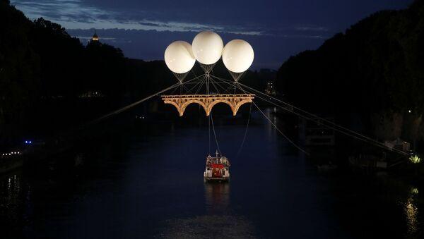ミケランジェロにインスピレーション「空中橋」 伊ローマに  - Sputnik 日本