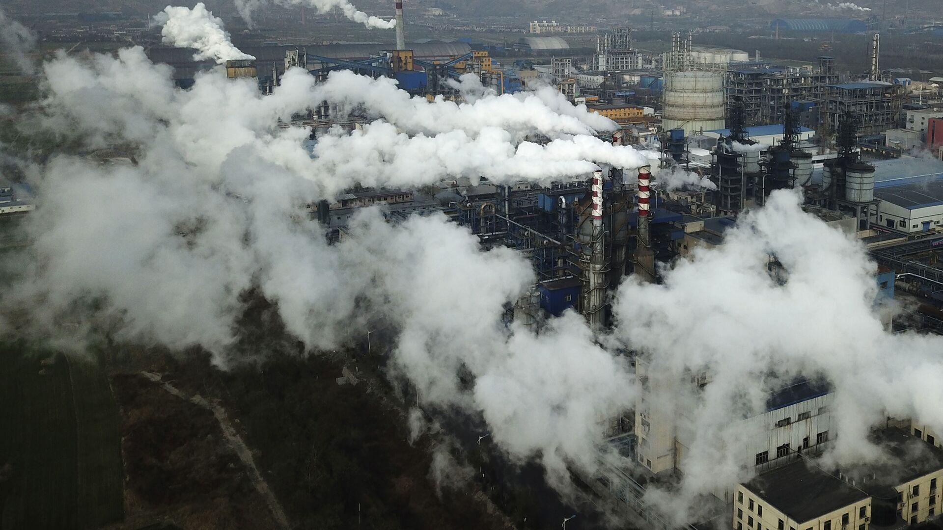 環境目的の終焉? 中国が大規模な停電で自然に有害な枯渇燃料を増産 - Sputnik 日本, 1920, 11.10.2021
