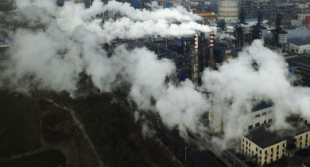 中国 工場