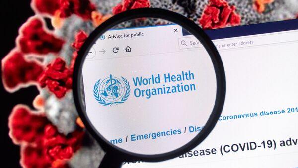 WHOが新たなコロナウイルス変異体を登録 - Sputnik 日本