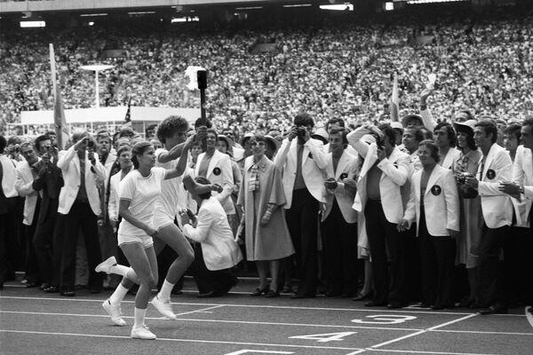1976年モントリオールオリンピック(第21回大会)の開会式 - Sputnik 日本