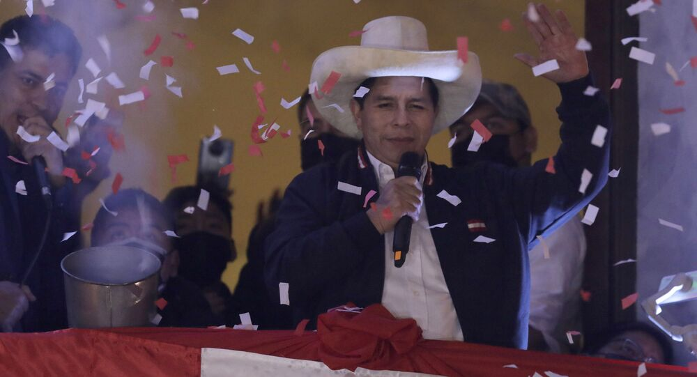 ペルー大統領選