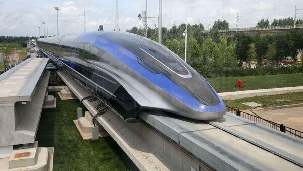 世界最速の列車 - Sputnik 日本
