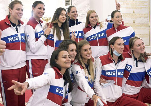 ロシアチーム