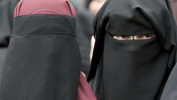 ニカブ(イスラム教徒の女性が着用するベール) - Sputnik 日本