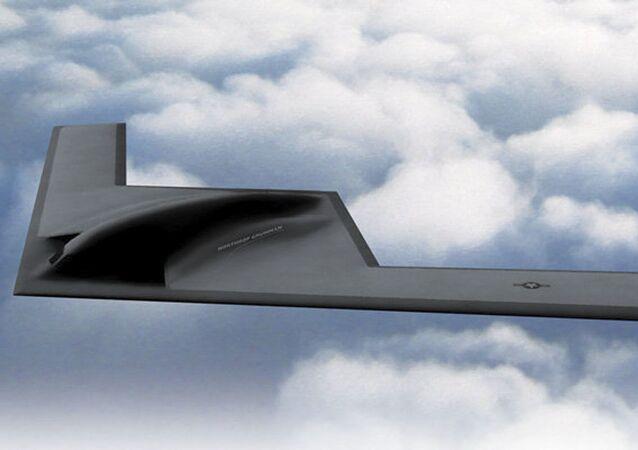 米国の新型戦略爆撃機「B-21レイダー」