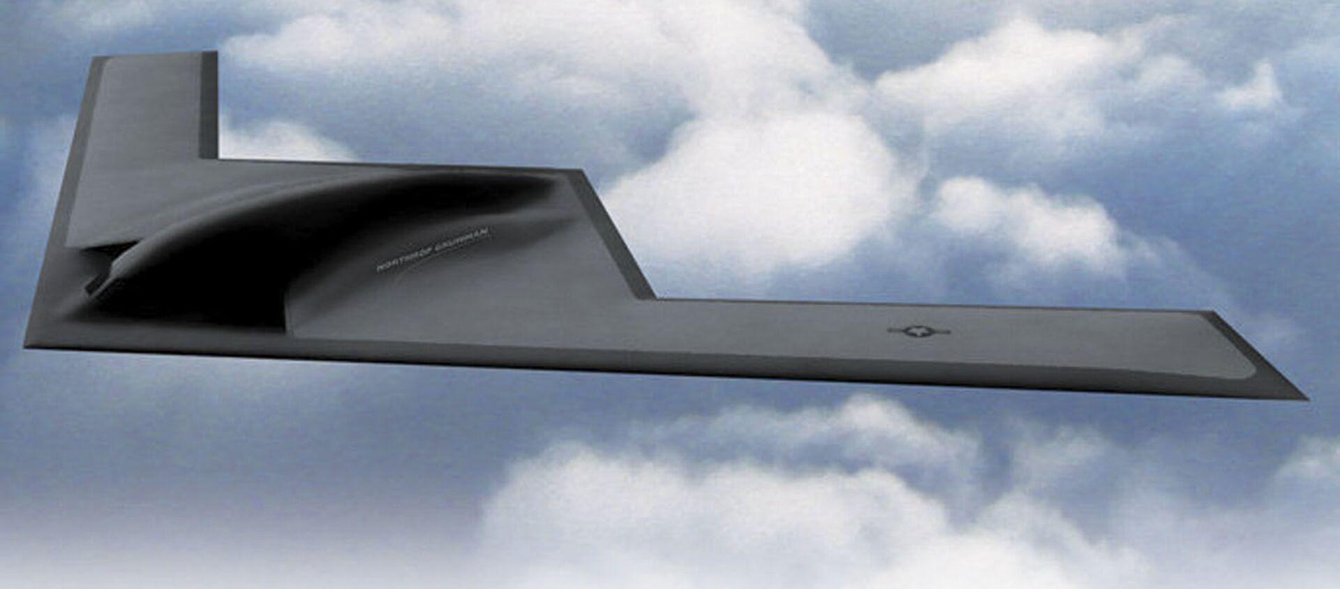 米国の新型戦略爆撃機「B-21レイダー」 - Sputnik 日本, 1920, 01.08.2021