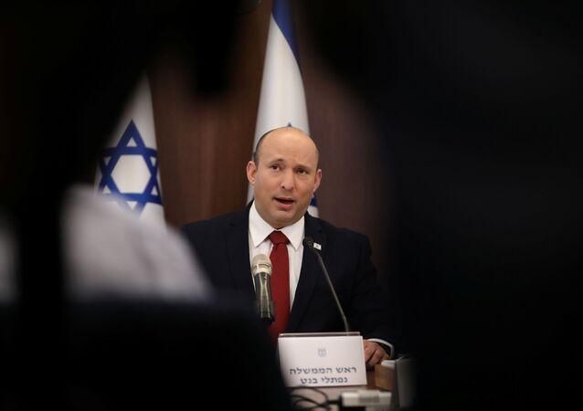 イスラエルのナフタリ・ベネット首相