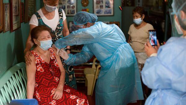新型コロナワクチン接種 フィリピン - Sputnik 日本