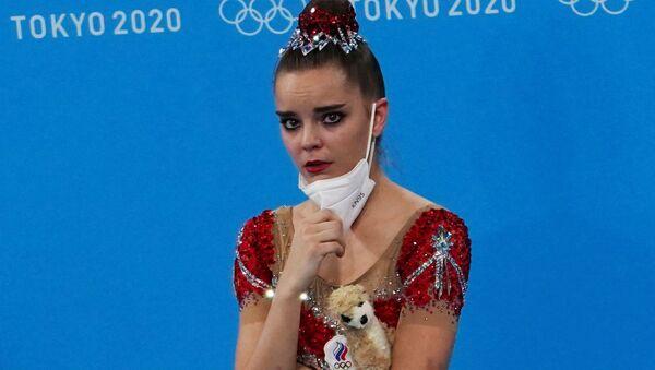 ディーナ・アヴェリナ選手 - Sputnik 日本