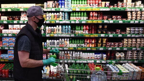 中国ブロガー「ロシアのスーパーで驚いた食品」 - Sputnik 日本