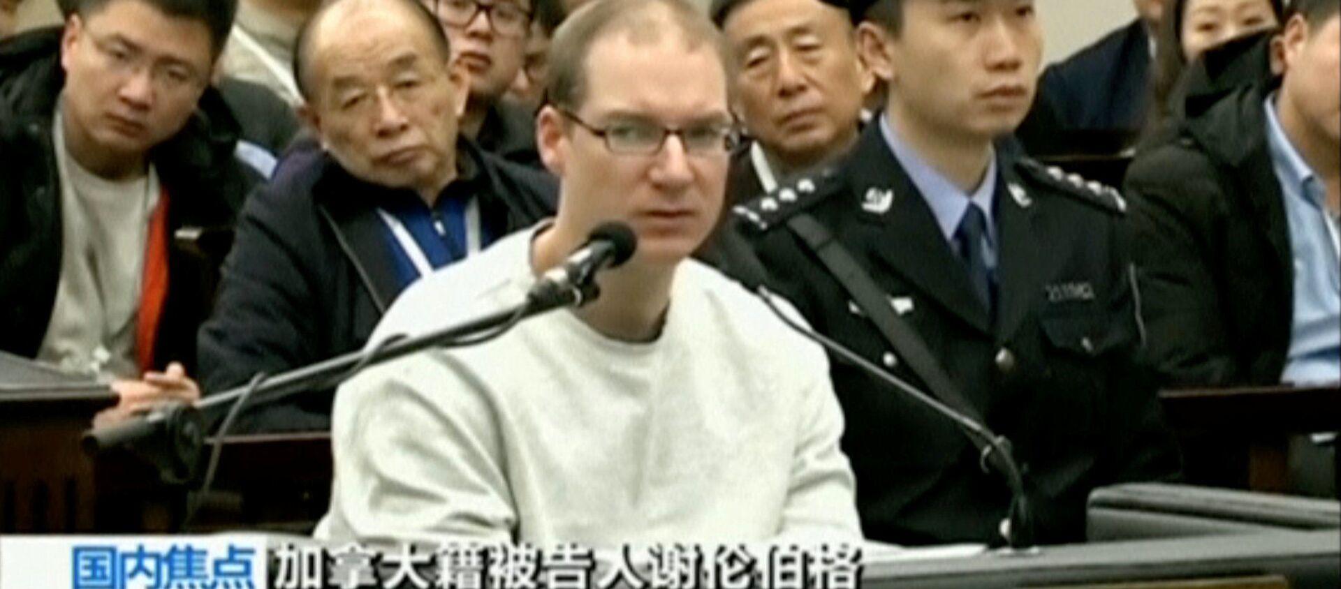 中国、カナダ人の死刑判決を維持 麻薬密輸罪で - Sputnik 日本, 1920, 10.08.2021