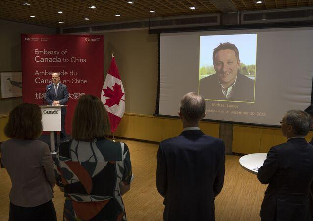 中国、カナダ人実業家に懲役11年 国家機密めぐり 首相は激しく非難