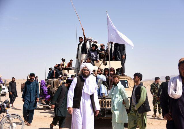タリバン戦闘員