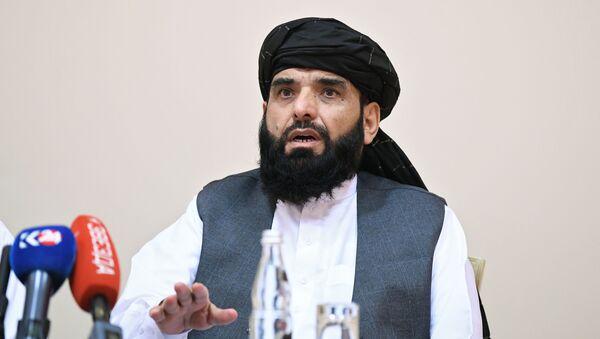 タリバン政権で新たに国連大使に任命されたモハマド・スハイル・シャヒーン氏 - Sputnik 日本
