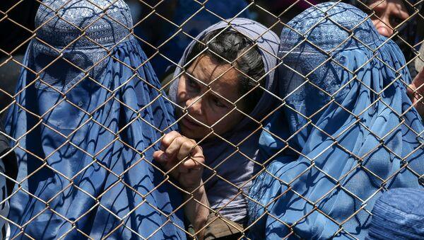 アフガニスタン 女性 - Sputnik 日本