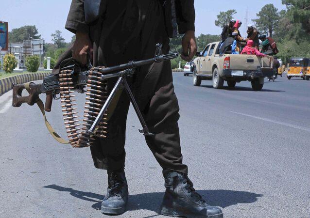 過激派「タリバン」の構成員