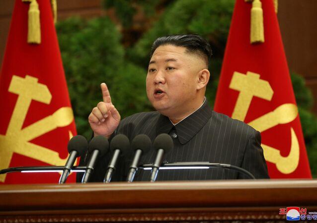 北朝鮮の金正恩総書記
