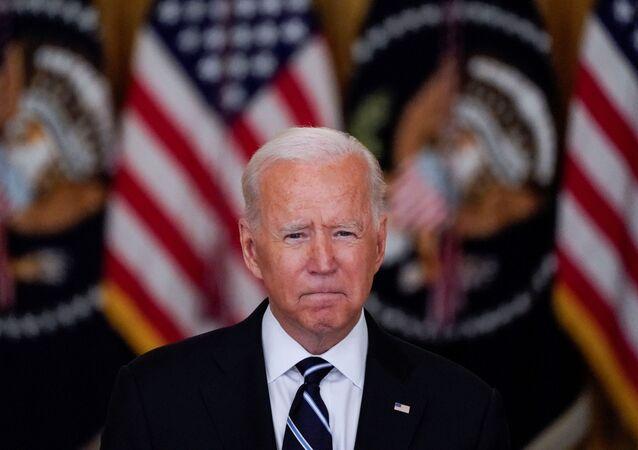 バイデン米大統領 女性を男性と混同