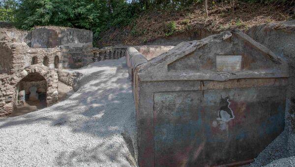 古代都市ポンペイで司祭の墓が発見される イタリア - Sputnik 日本