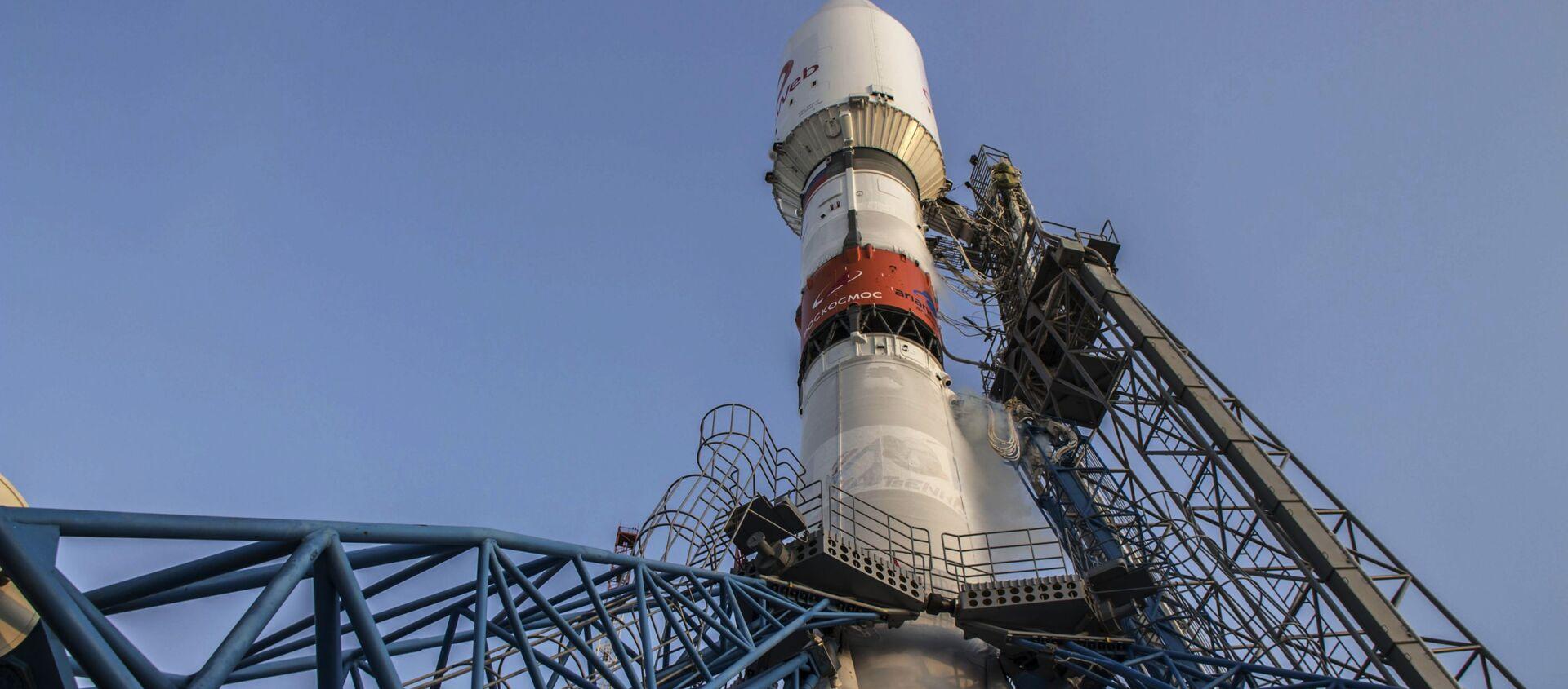 宇宙旅行者、イーロン・マスク氏の宇宙船ではなく、ロシアの「ソユーズ」宇宙船を選ぶ 技術の信頼性を理由に - Sputnik 日本, 1920, 27.09.2021