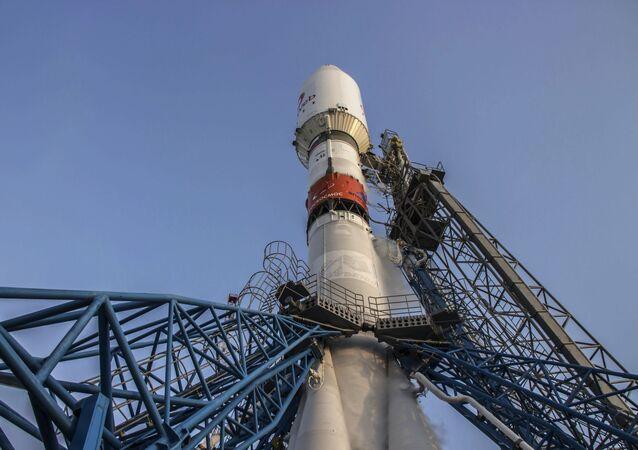 ロシアの「ソユーズ2.1b」