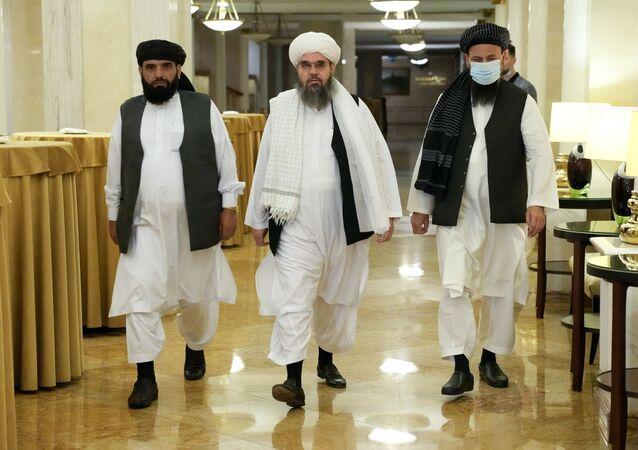 タリバン政府メンバー