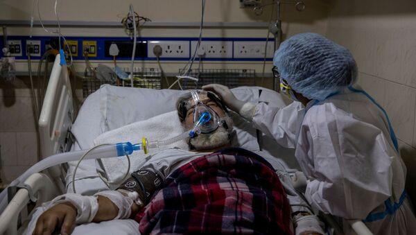 インド 新型コロナウイルス患者 - Sputnik 日本