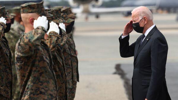 ジョー・バイデン大統領 - Sputnik 日本