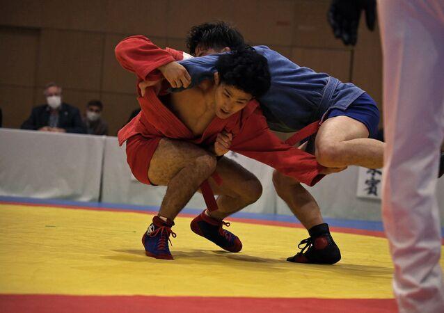 2021プーチン大統領杯第47回全日本サンボ選手権大会