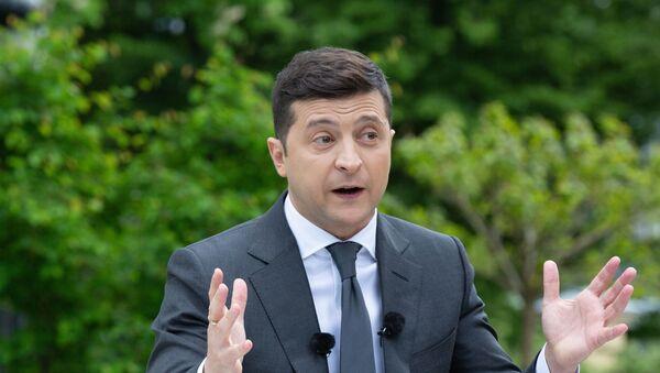 ウクライナのウォロディミル・ゼレンスキー大統領 - Sputnik 日本