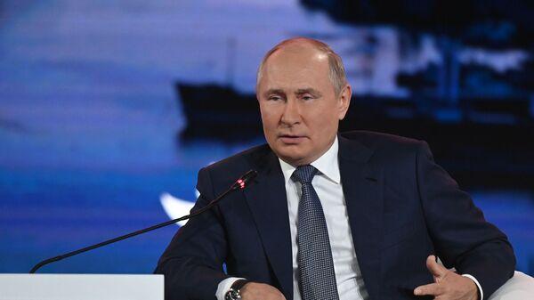 ロシアのプーチン大統領 - Sputnik 日本
