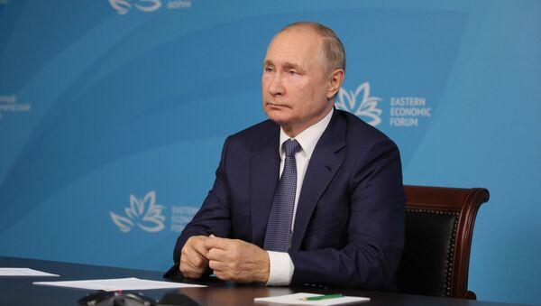 ロシアのウラジーミル・プーチン大統領 - Sputnik 日本